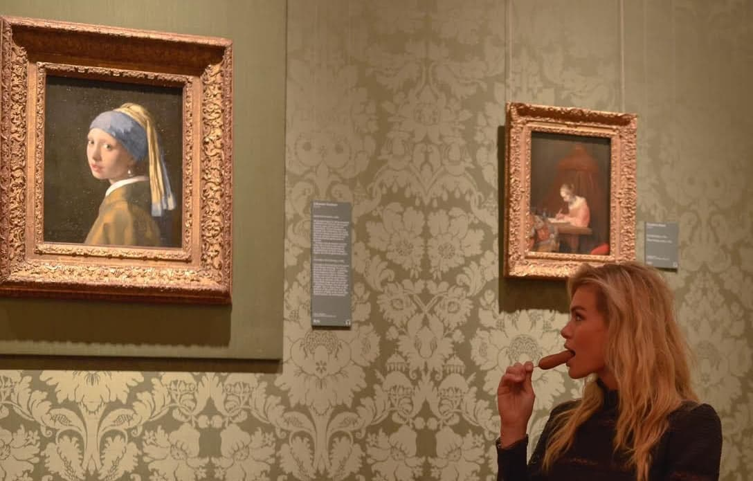 Magnum Mauritshuis Collection